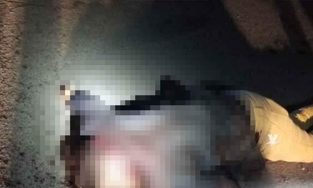 Localizan cadáver a escasos metros de estación de policía en Ensenada