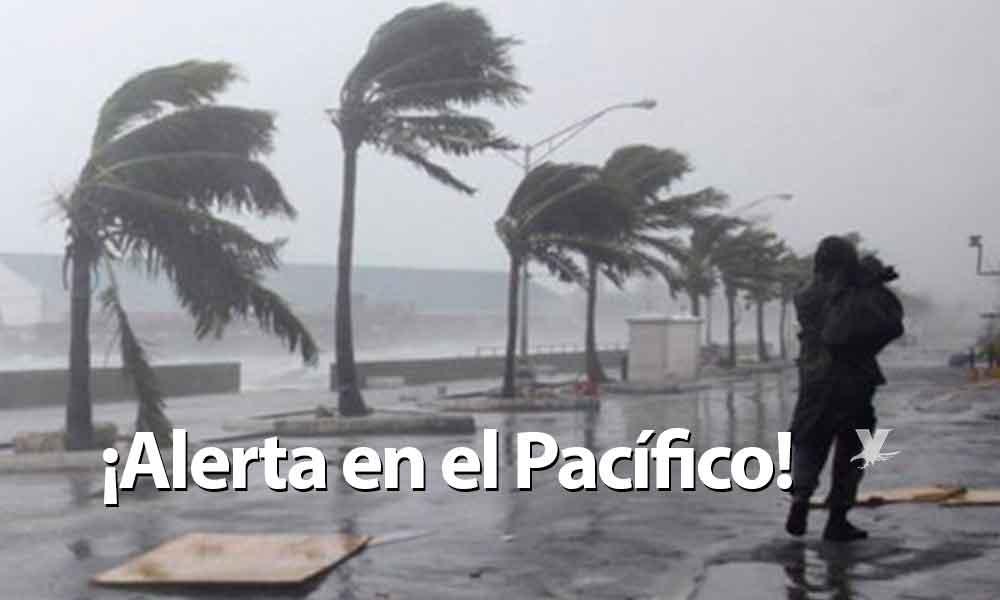 "Se intensifica huracán ""Willa"" a categoría 2; amenaza a Jalisco y Sinaloa"
