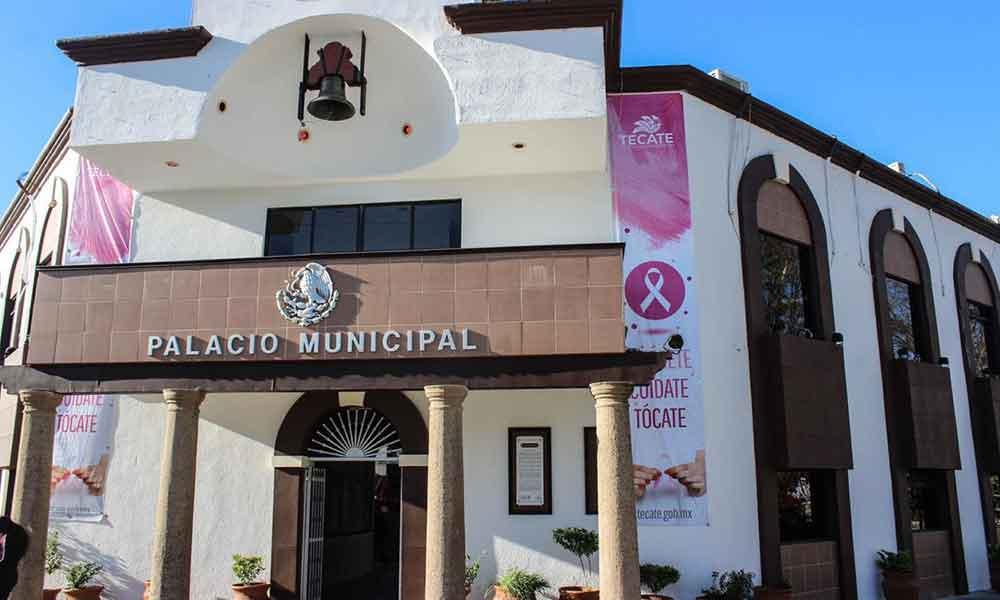 Este viernes 2 de noviembre el Ayuntamiento de Tecate no trabaja