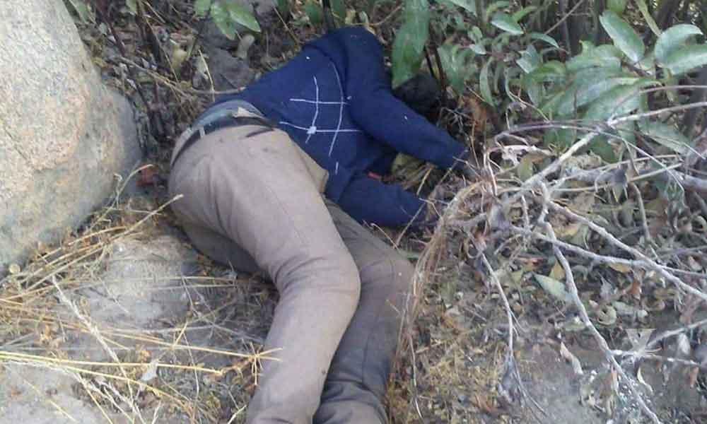 Encuentran cuerpo cerca de las vías del tren en Villa del Campo