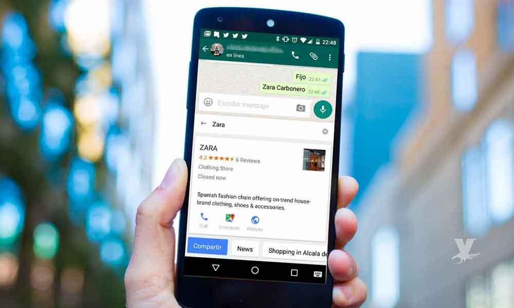 WhatsApp utilizará publicidad a partir del 2019