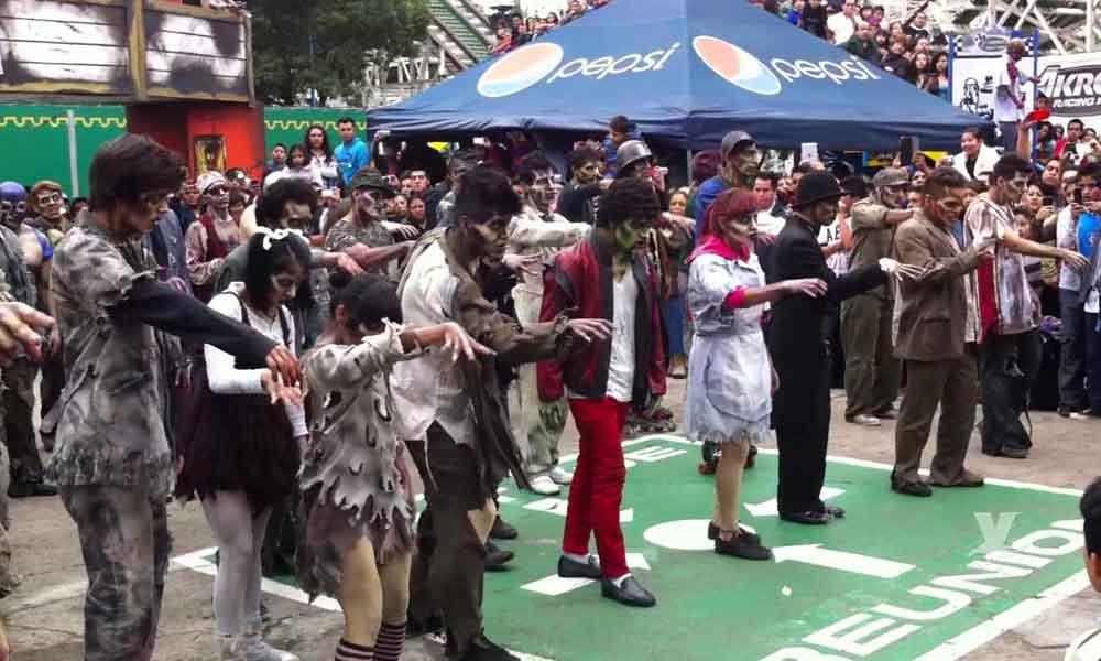 Tijuana festejará Halloween con una invasión zombie