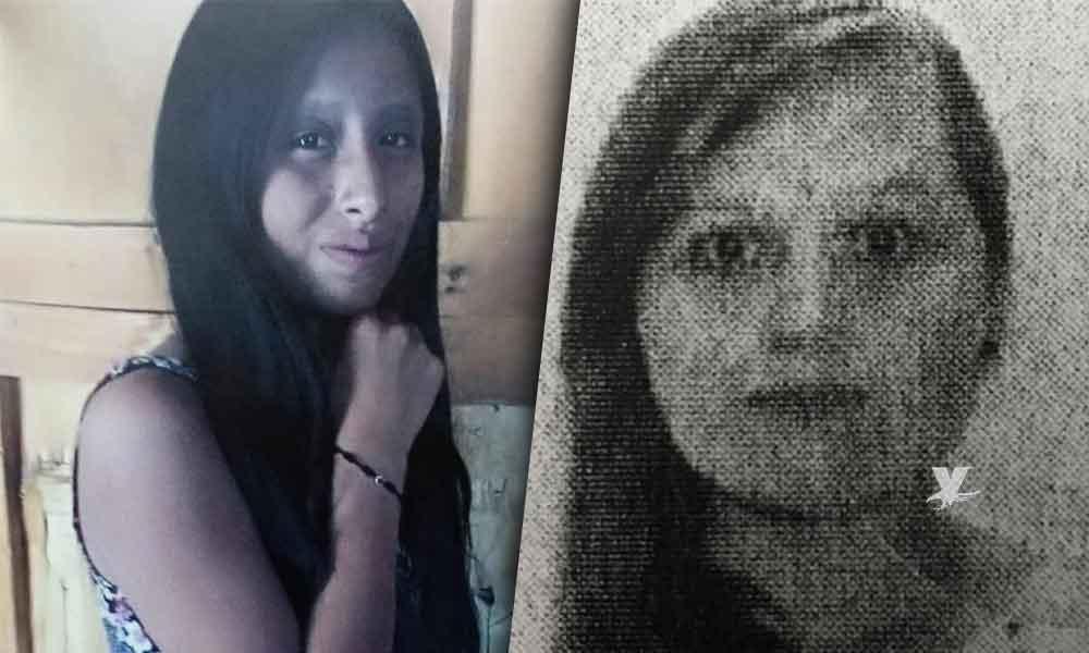 Ayúdanos a encontrar a Alondra y Amanda, desaparecieron en Tijuana