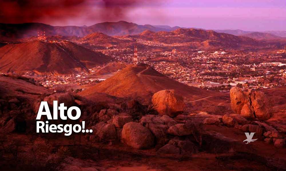 Fuego ha consumido más de 3 mil 800 hectáreas en Tecate