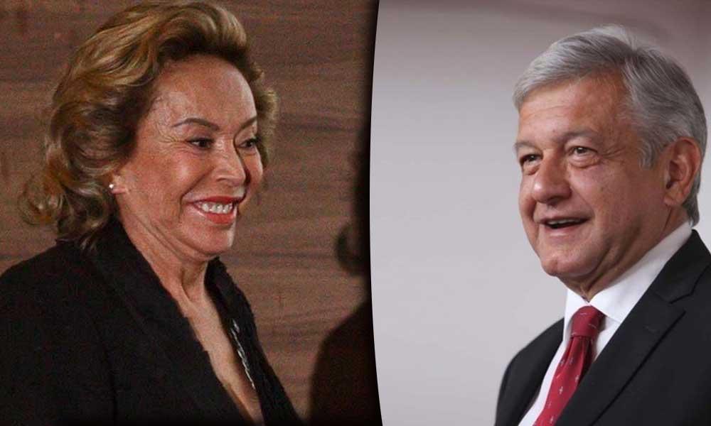Aseguran que Elba Esther Gordillo regresará al SNTE gracias a AMLO