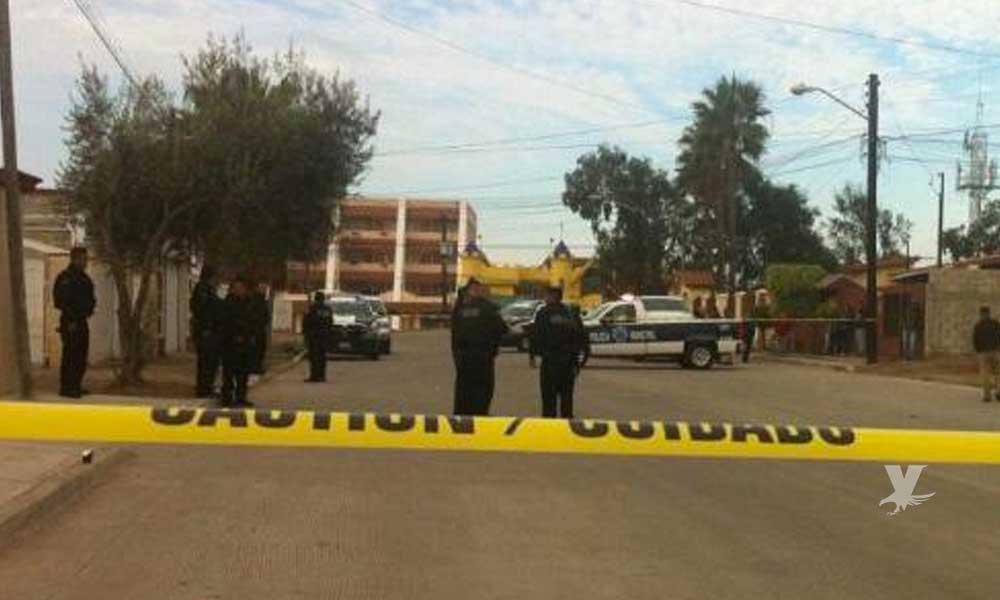 Dueño de restaurante es acribillado a tiros frente a su negocio en Playas de Rosarito