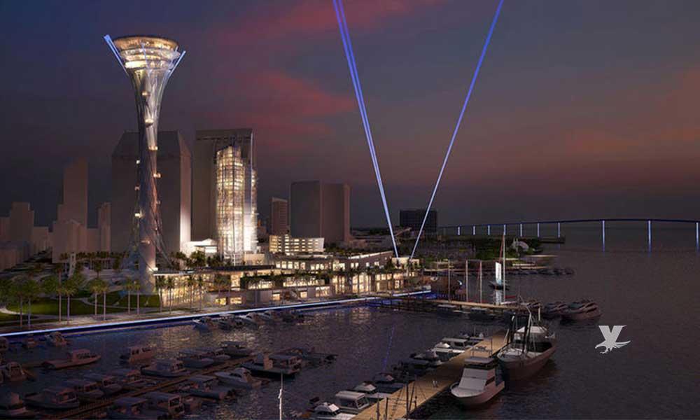Así lucirá la renovación de la bahía de San Diego, invertirán 1.6 billones de dólares