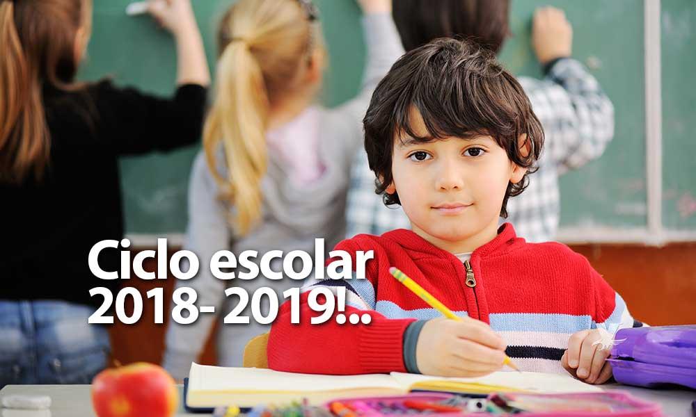 Inicia proceso de inscripciones en educación básica por internet para ciclo escolar 2019 – 2020