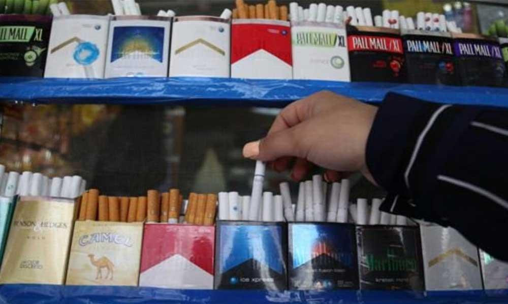 Sancionarán a negocios por la venta de cigarros 'sueltos' en Baja California