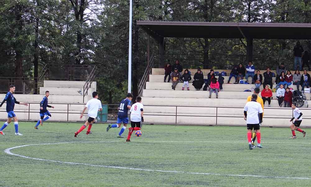 Inauguran 1ª Copa Tecate categoría 04-05 en campo Los Encinos