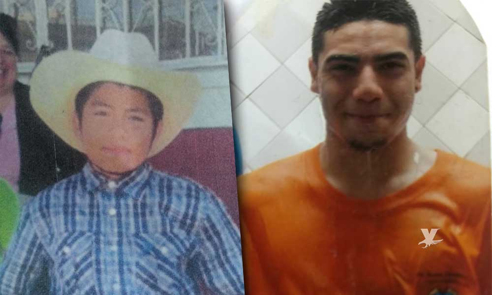 Ayúdanos a encontrar a Daniel y José, desaparecieron en Tijuana