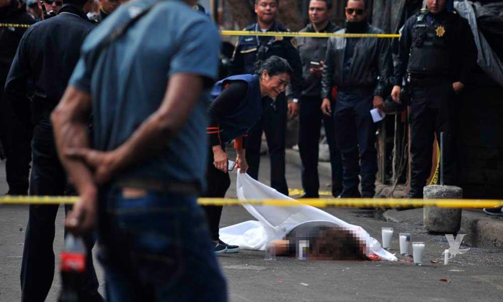 Danna fue asesinada por ser testigo de un ataque armado contra un compañero de trabajo