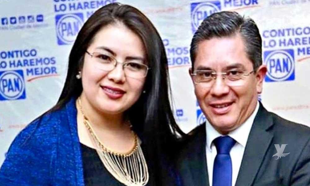 """Diputada """"hereda"""" puesto de su esposo en el Congreso ganando 108 mil pesos mensuales"""