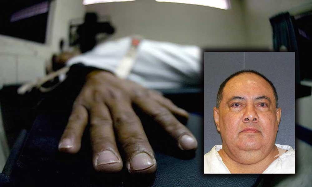 Ejecutan en Texas a mexicano que mató a 'martillazos' a su esposa y dos hijos