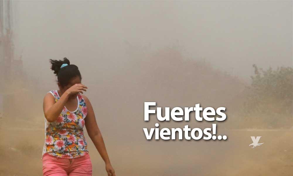 Vientos tipo Santa Ana para este jueves y viernes, ráfagas de hasta 55 kilómetros por hora en Tecate y Ensenada