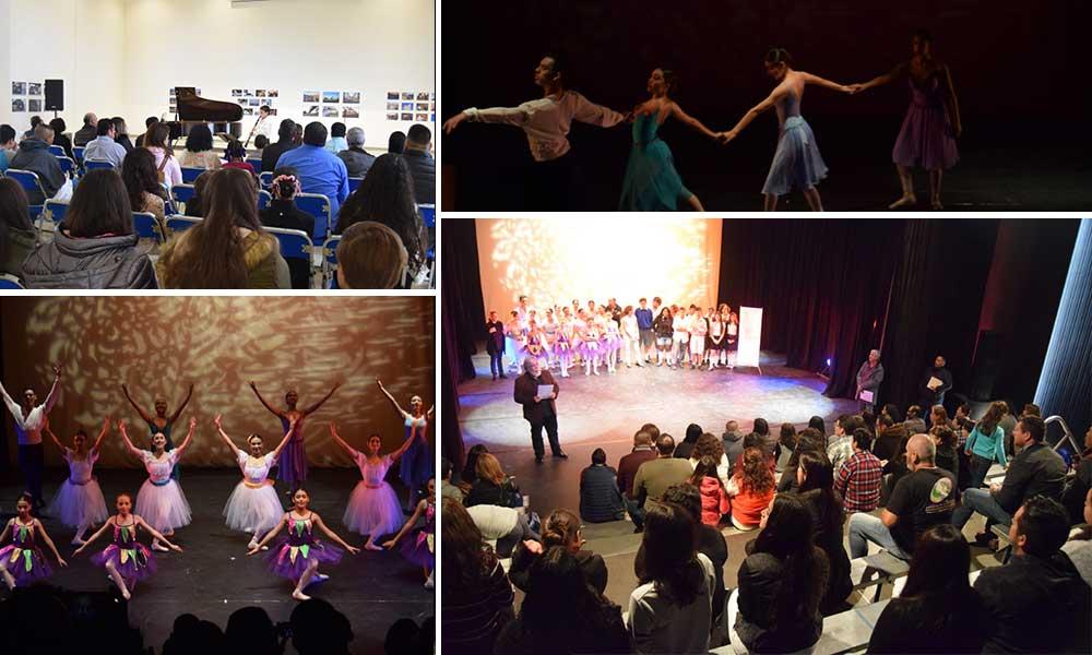 Espectacular presentación artística de fin de cursos 2018 del CEART Tecate (GALERÍA)