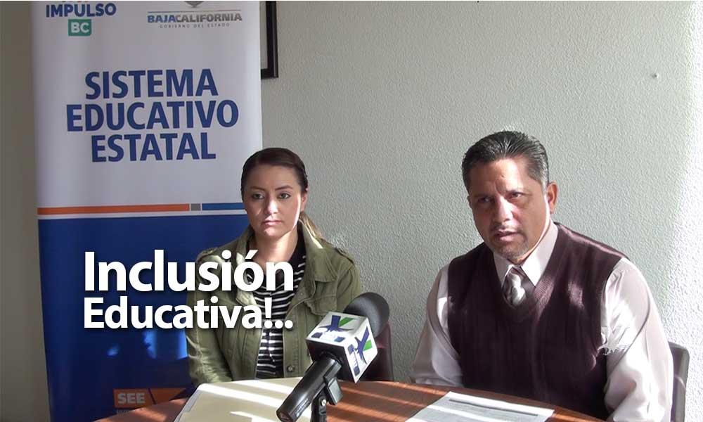 Realizarán encuentro académico por la Inclusión Educativa en Tecate; dos conferencias magistrales (VIDEO)
