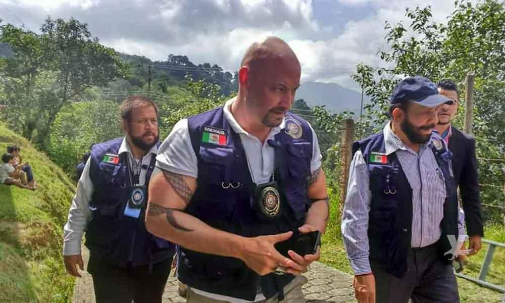 (VIDEO) Iván Riebeling llama a México a formar grupos antimigrantes y detener las caravanas