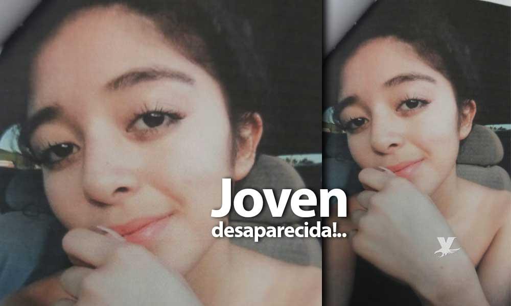 Leslie se encuentra desaparecida en Tijuana, ayúdanos a encontrarla