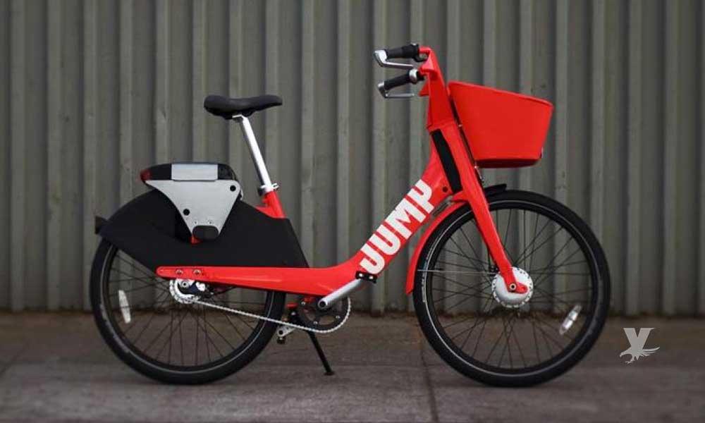 Llega a San Diego, Jump; la bicicleta eléctrica de Uber