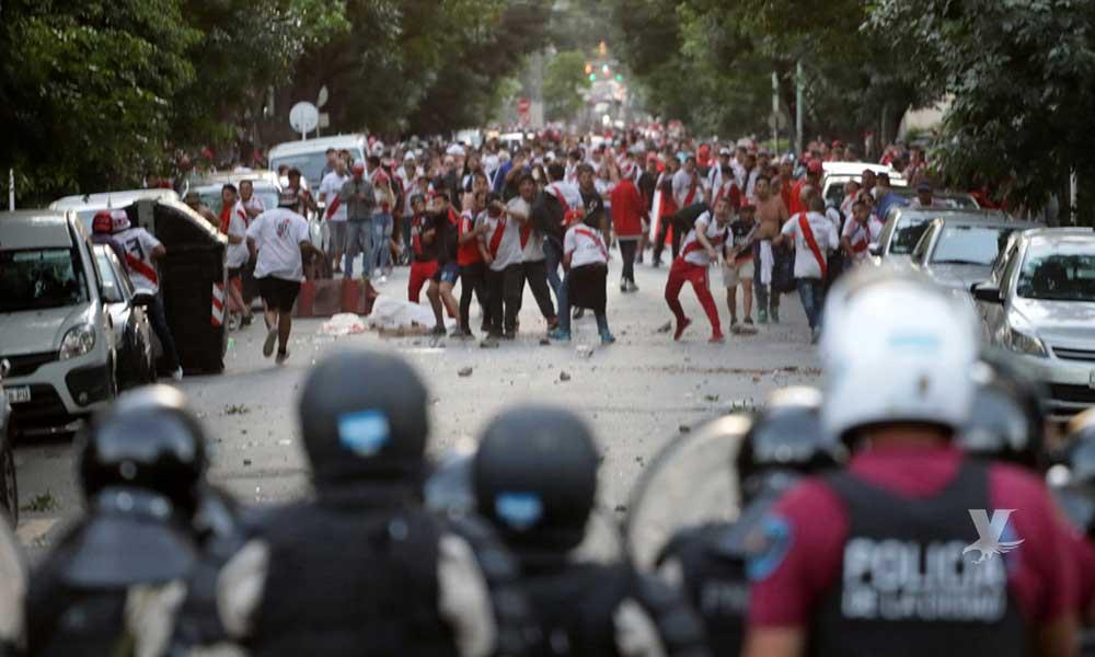 Final de la Copa Libertadores se jugará fuera de Argentina
