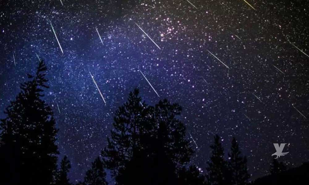 Mega lluvia de estrellas podrá observarse este jueves y viernes en todo el mundo