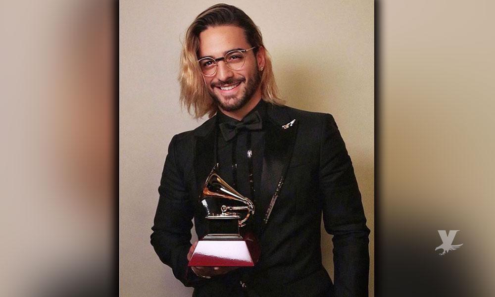 "Natalia Lafourcade reacciona de manera ""sincera"" al enterarse que Maluma ganó el Grammy a Mejor Álbum"