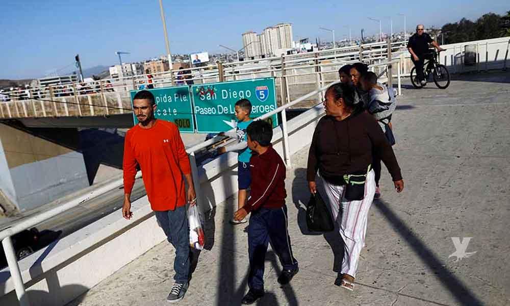 """Hispanos en San Diego no apoyarán a la """"Caravana Migrante"""""""
