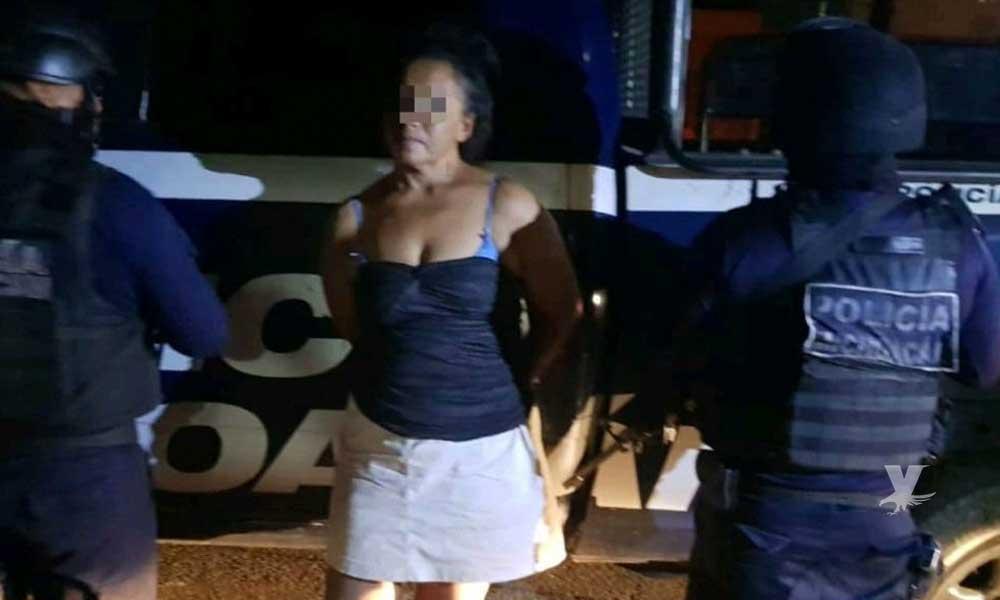 Pobladores intentan linchar a mujer acusada de intento de secuestro