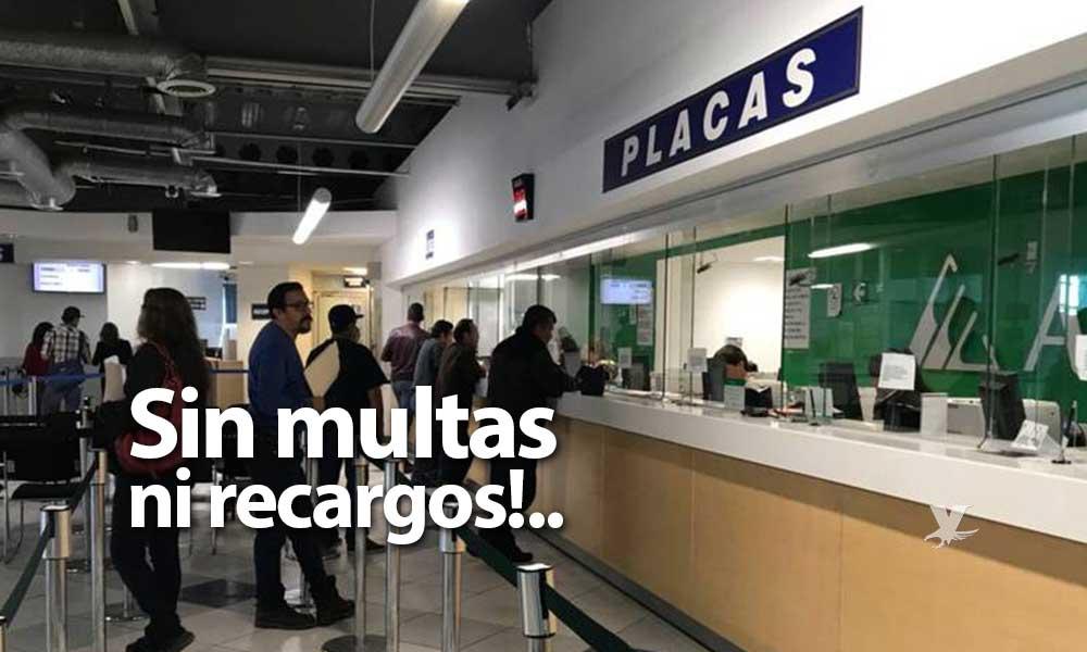 Descuento del 100% de multas y recargos en trámites vehiculares en Baja California