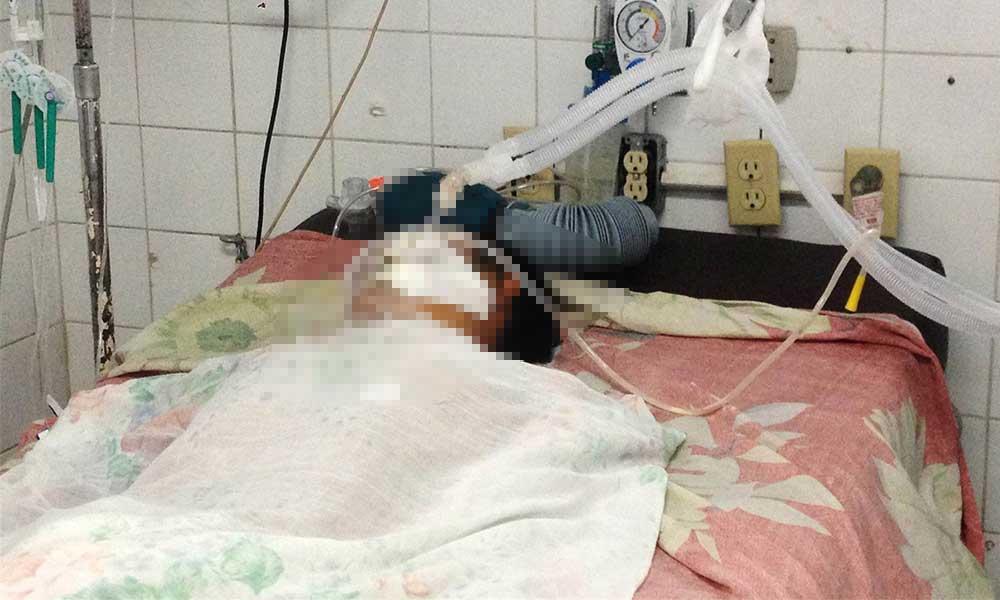 Muere pequeña de 6 años acuchillada por su padre