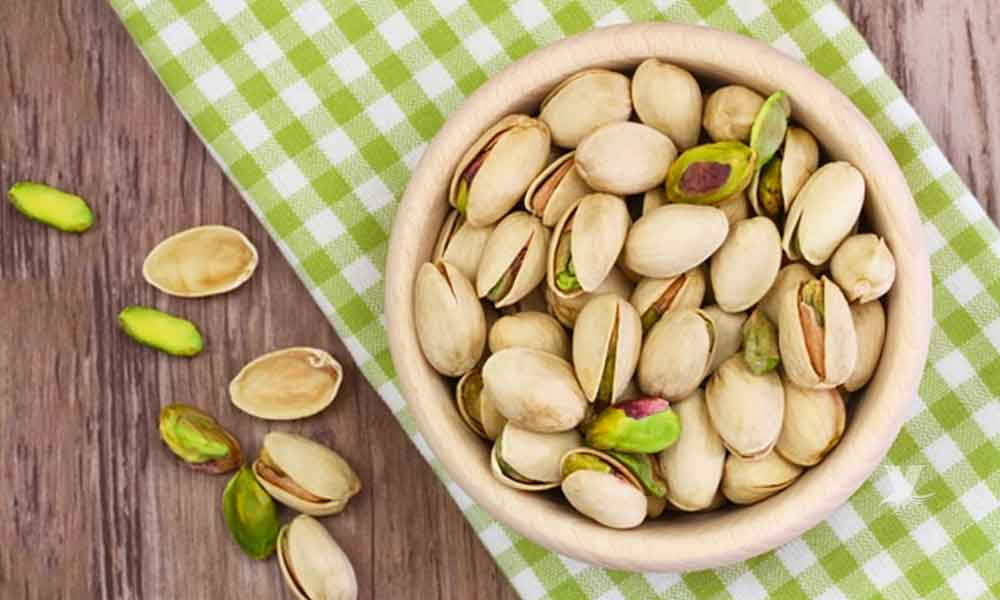 Comer pistaches disminuye la posibilidad de padecer enfermedades
