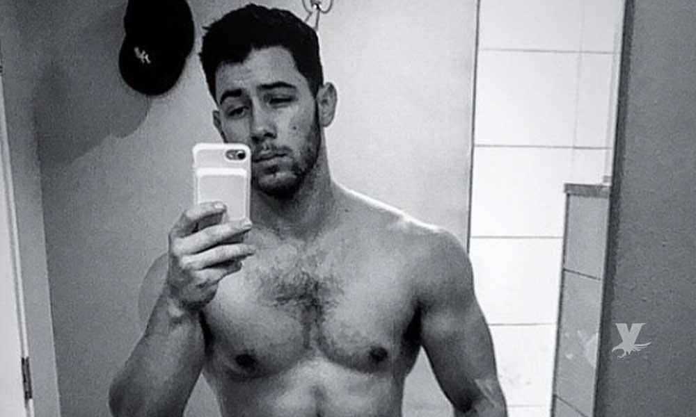 (VIDEO) Nick Jonas realiza video íntimo al estilo de Zague ¡Impresionanti!