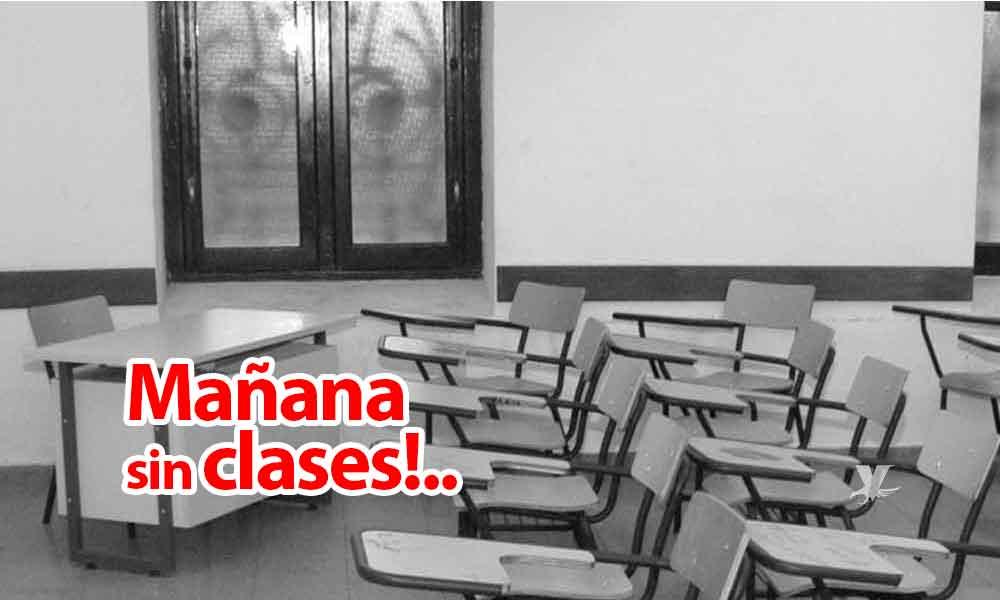 Maestros mantendrán paro mañana miércoles, no habrá clases en Baja California