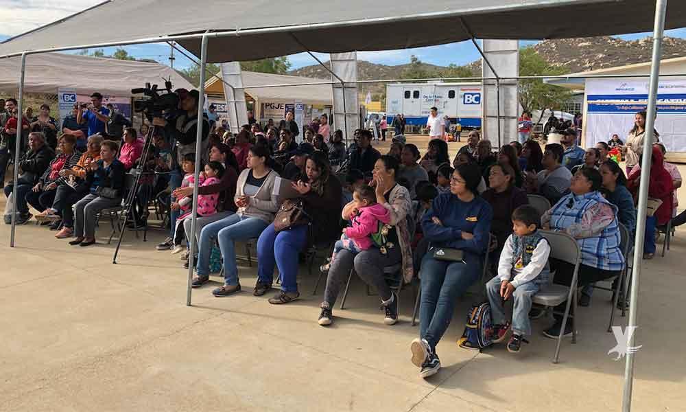 Más de 11 mil familias se han beneficiado con la entrega de Uniformes Escolares en Tecate: Sistema Educativo