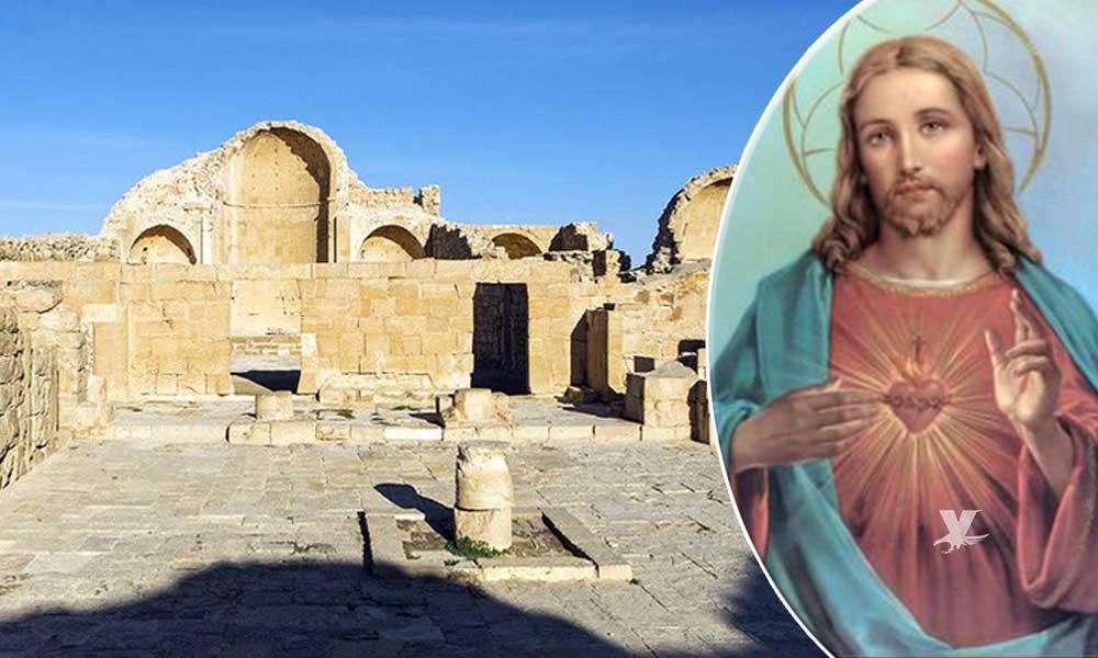 Encuentran imagen de Jesucristo que contradice la representación cristiana