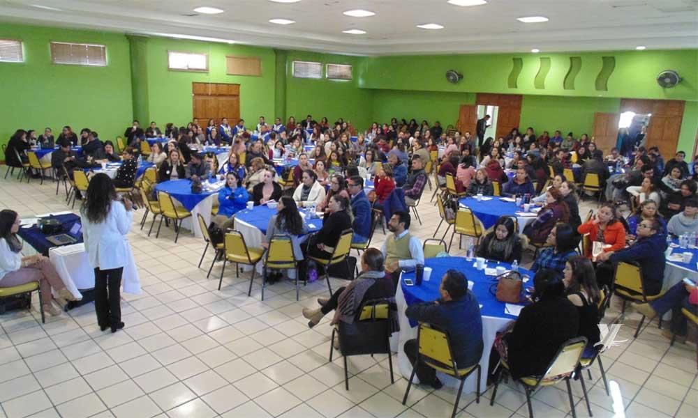 Asisten 210 docentes al Encuentro Académico por la inclusión educativa en Tecate