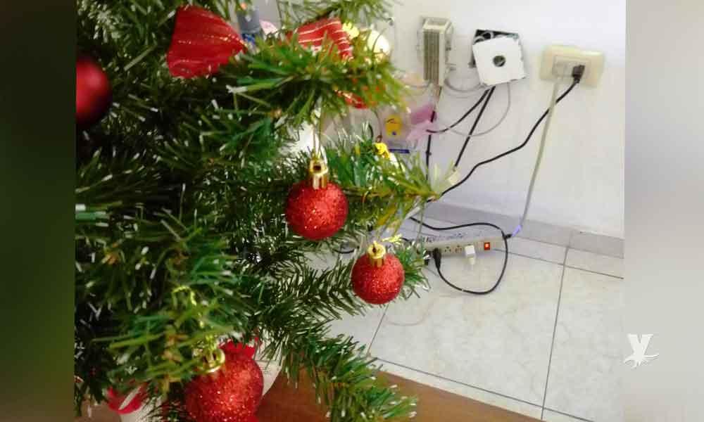 Emite Bomberos recomendaciones por temporada navideña