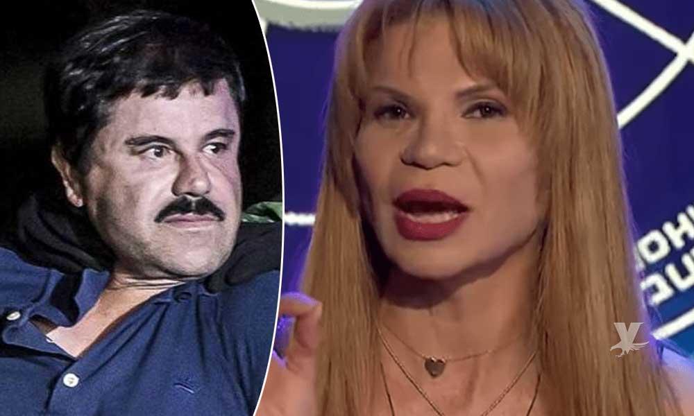 """(VIDEO) Mhoni Vidente predice el resultado del juicio de """"El Chapo"""""""
