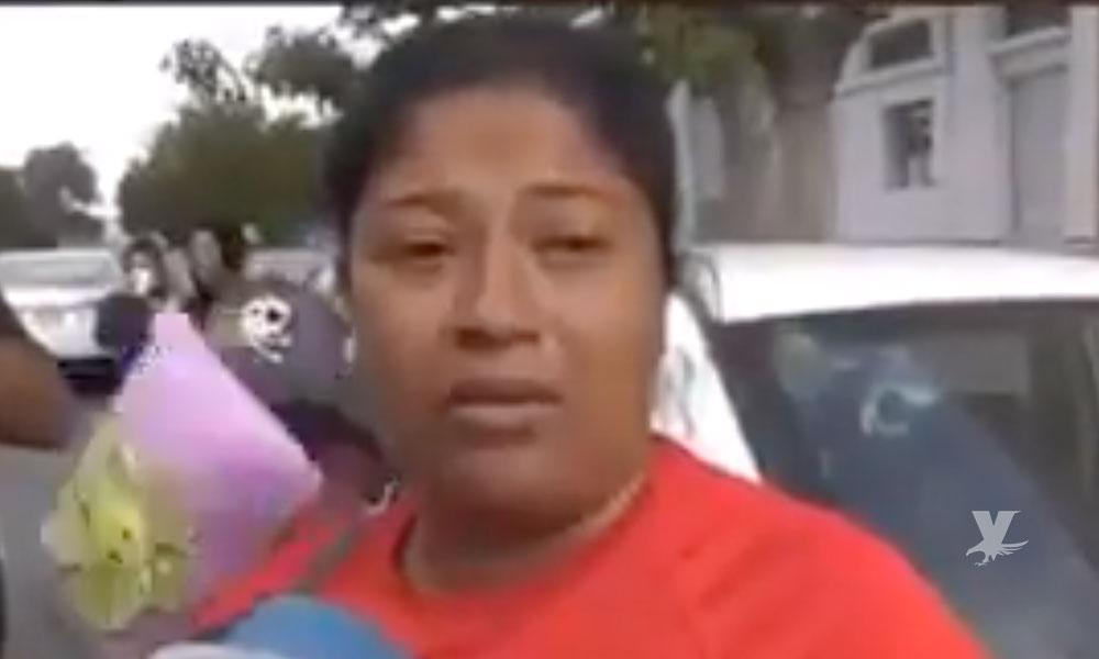 """(VIDEO) Mujer que dijo que los frijoles """"son comida para chanchos"""" se disculpa con México"""