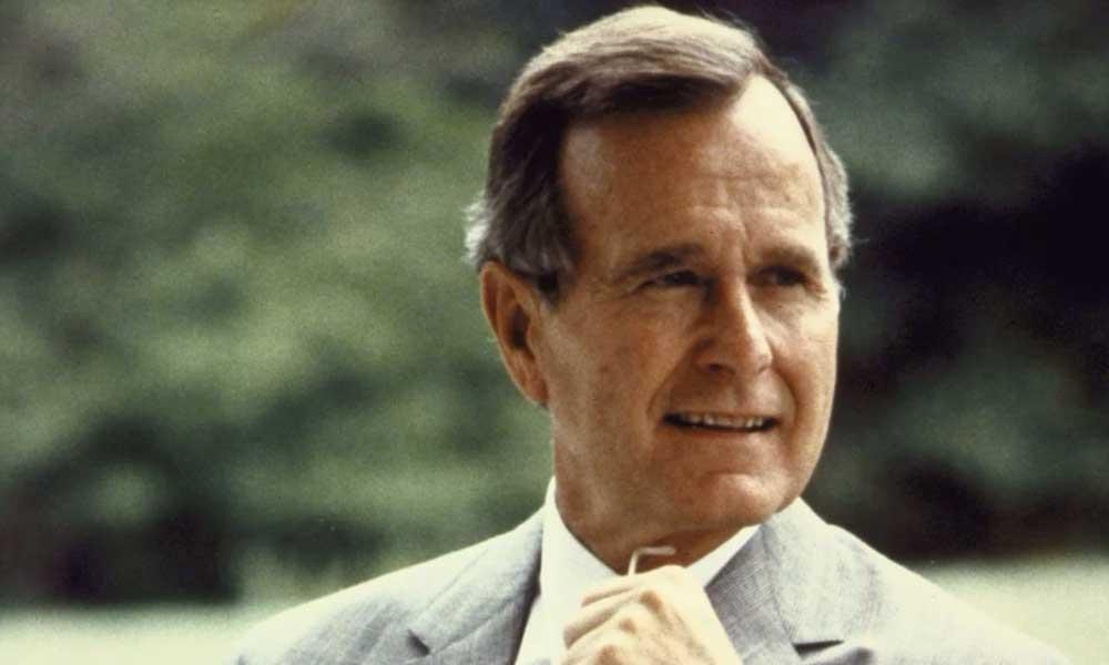 Fallece George H. W. Bush, el presidente número 41 de Estados Unidos