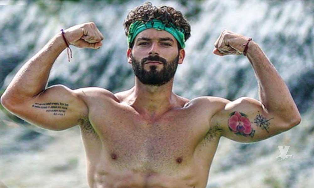 """Adrián Di Monte es el ganador de la segunda temporada de """"Reto 4 Elementos"""""""
