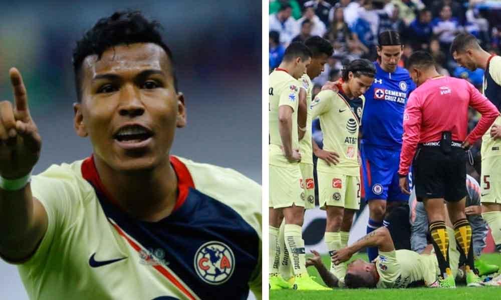 América Esperará hasta el último minuto para informar si Roger Martínez y Mateus Uribe juegan el partido de vuelta