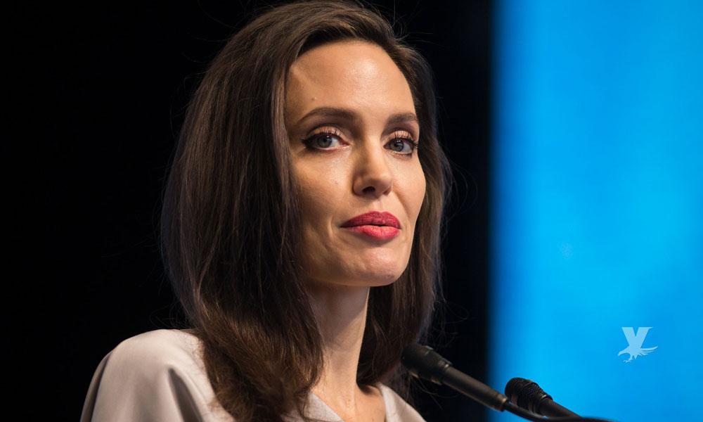 Angelina Jolie asegura estar lista para luchar por la presidencia de los Estados Unidos