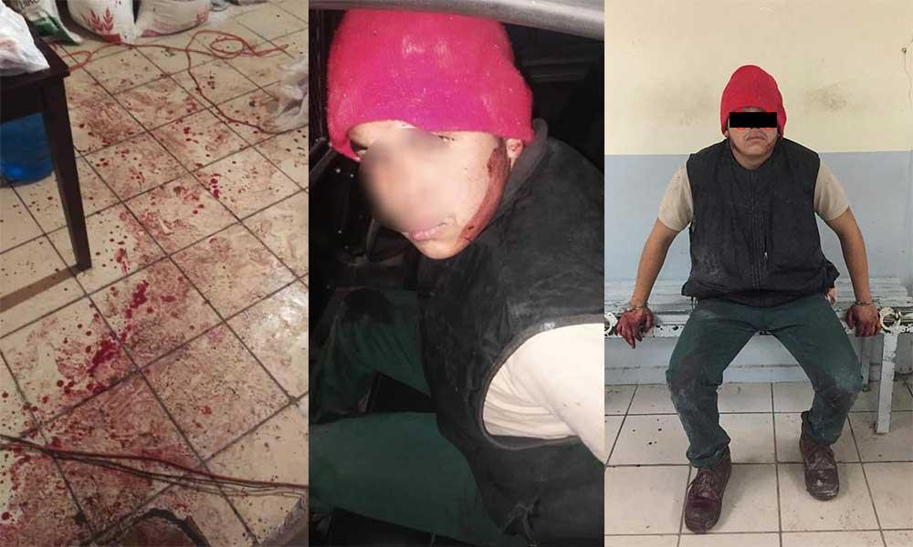 Asesina a puñaladas a menor de 10 años en Mexicali