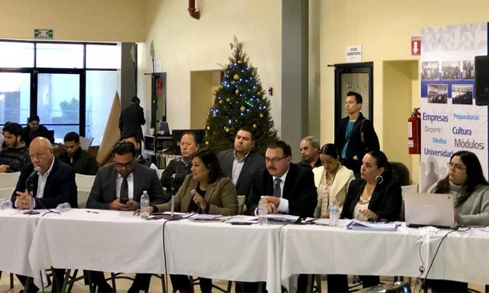 Presenta Ayuntamiento de Tecate Ley de Ingresos 2019