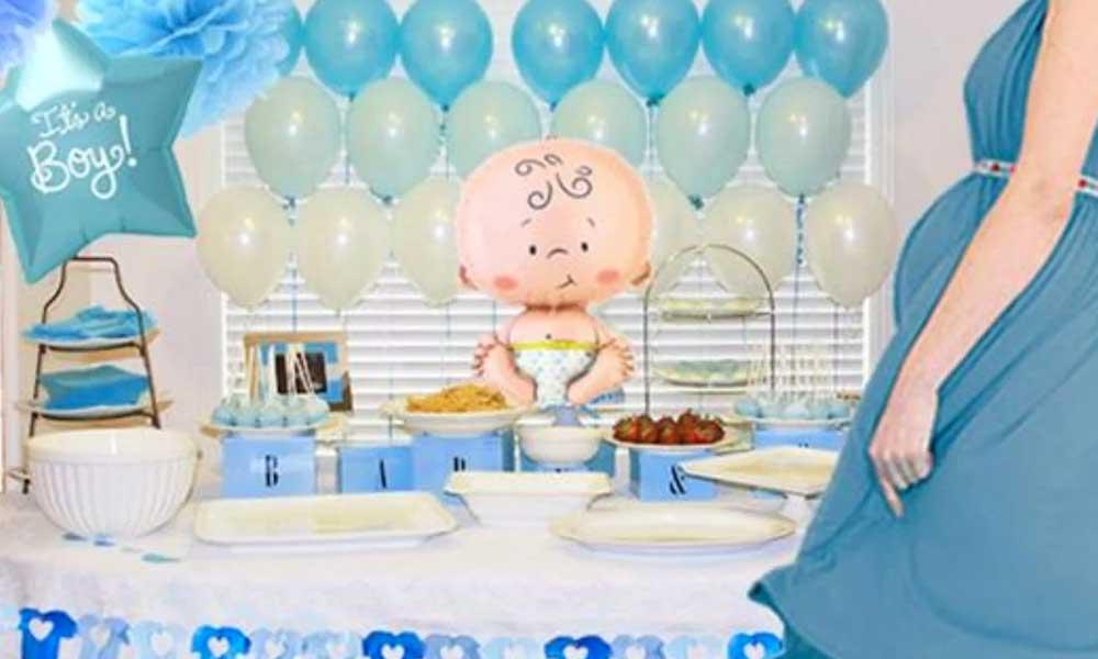 Cancela 'Baby Shower' por que las invitadas se burlaron del nombre de su bebé