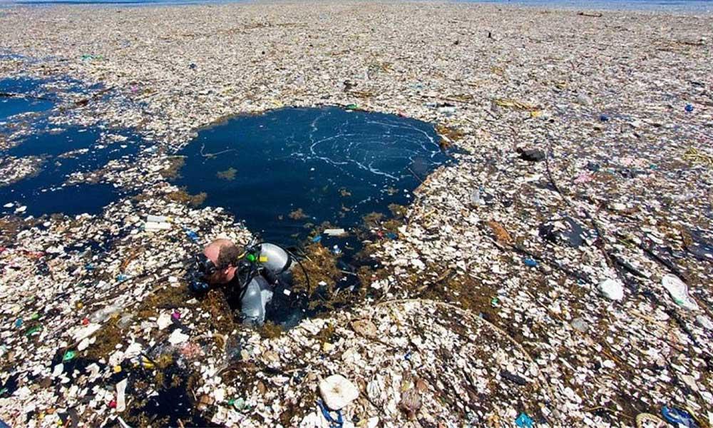 Cada segundo más de 200 kilos de basura van a los océanos: CICESE