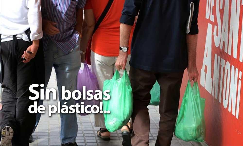 Hasta 20 mil salarios mínimos de multa a comercios que entreguen bolsas de plástico en Rosarito