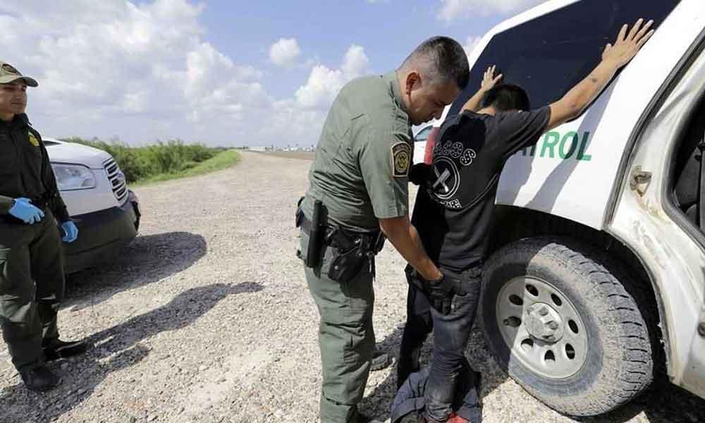 Oficiales de la CBP capturan a peligroso asesino hondureño